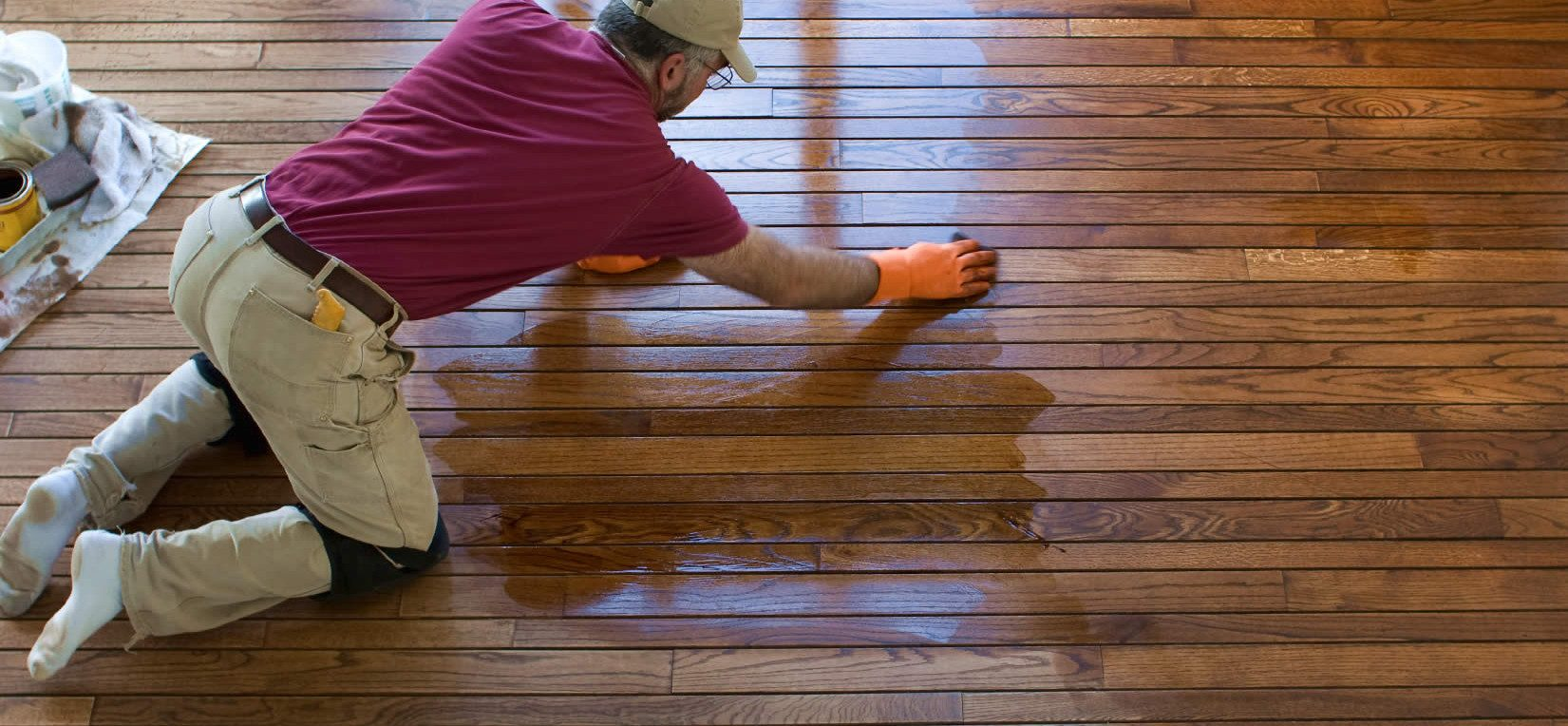 How-To-Restore-Wood-Flooring-In-4-Steps.|How-To-Restore-Wood-Flooring-In-4-Steps.|sanding-the-floor