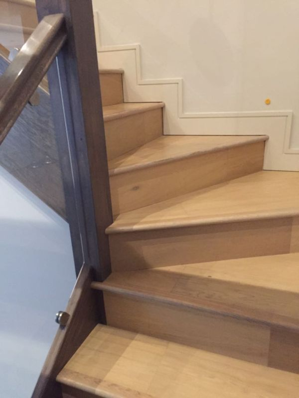 How To Install Wood Flooring On Stairs